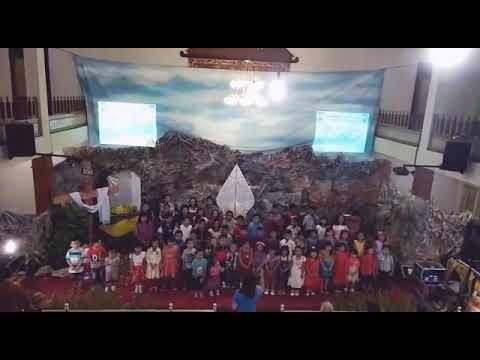 Semesta Bernyanyi - Sekolah Minggu GKJ Baki