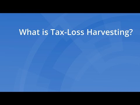 What is Tax-Loss Harvesting?