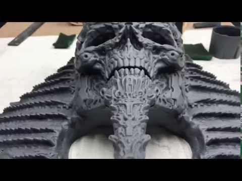 Death mask Master