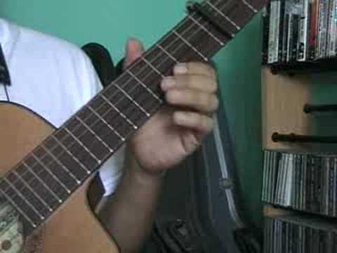 Acordes: Sabor A Mi - Trio Los Panchos