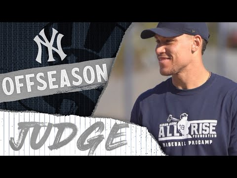 Aaron Judge: All Rise Procamp | New York Yankees