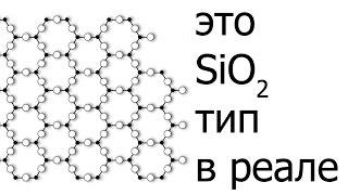 Химия ЕГЭ-2016: 05/40. Тип кристаллической решётки. TheRobertMars