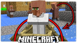 The Minecraft 1.9 Boat Glitch That We Need to BEG Mojang to Keep