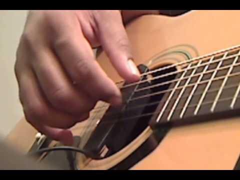 Kal Ho Na Ho -THeme -Guitar FIngerstyle