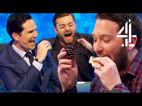 Why Is Jon Eating STINGING NETTLES?? | Best of Jon Richardson Pt 5 | 8 Out Of 10 Cats Does Countdown