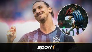 Typisch Zlatan: Wie er vier Jahre auf seine Rache an Materazzi wartete | SPORT1