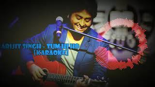 #karaoke Arijit Singh - Tum Hi Ho (Cover) ( INSTRUMENTAL - KARAOKE )