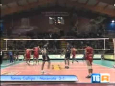 Pallavolo Serie A1 Maschile 2011 2012 Tonno Callipo Vibo