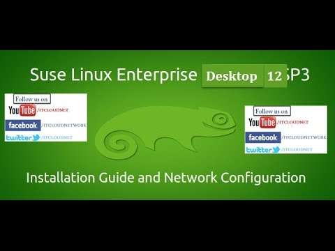 How to Install SUSE Linux Enterprise Desktop 12 SP2 in Virtual Box