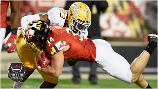 Minnesota Golden Gophers Vs. Maryland Terrapins   2020 College Football Highlights