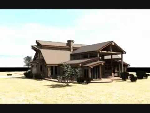 The park city log home design by gravitas ski chalet for Ski chalet home plans