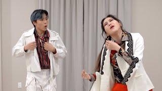 Download lagu Dance Cover Funny Moments Part 4!   Ellen and Brian