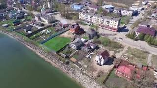 Бологое. Тверская область. Вид с высоты птичьего полёта