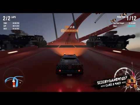 Forza Horizon 3: Hot Wheels Island - Class B Race