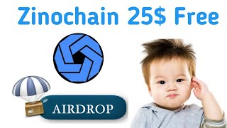 Zinochain 25$ No Reffer):- Must Joining 💥