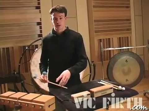 Wood / Temple Blocks: Vic Firth Percussion 101