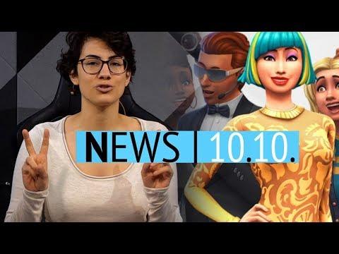Stardew Valley für Mobile - Influencer werden in Sims 4 - News