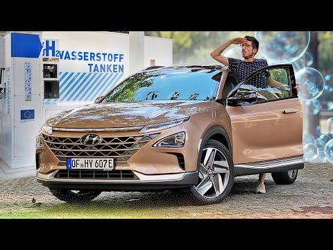 Wasserstoffautos können GEIL werden - Hyundai Nexo