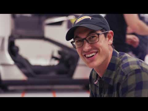 Joey Logano Breaks the Guinness World Record for Hot Wheels Longest Track