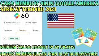 25+ Cara Bikin Akun Google Amerika Terbaru