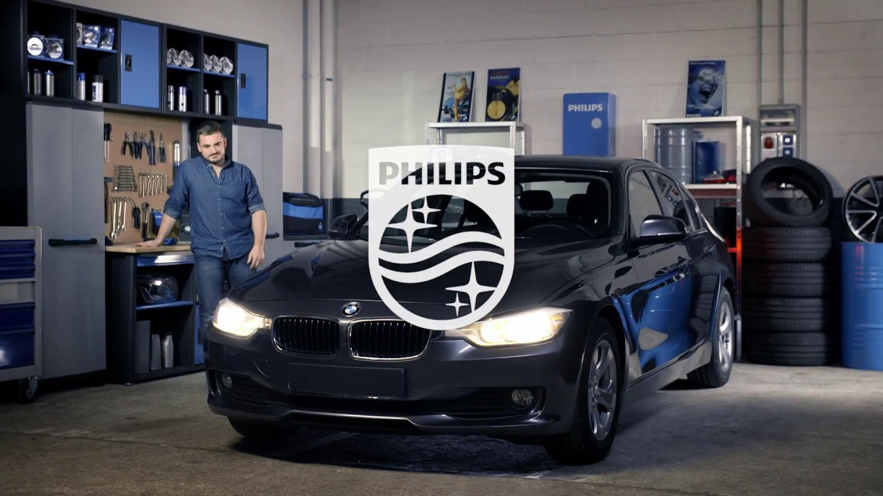 How to replace headlight bulbs on your BMW 3-Series - Philips ...