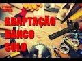 #2° Vídeo resposta - Adaptação Banco Solo