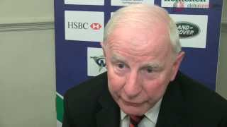 Patrick Hickey, President of the Olympic Council of Ireland