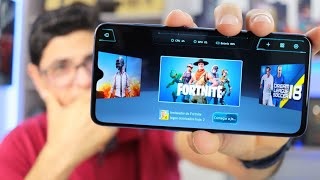 Xiaomi Mi 9-TEST of HEAVY GAMES: PUBG, Cyber Hunter, Fortnite and I passing SHAME