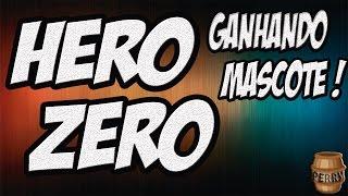 ganhando mascote no hero zero br6