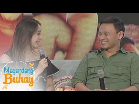 Magandang Buhay: Sen. Sonny and Tootsy tell how their love story started