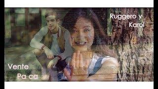 Ruggero Pasquarelli - Vente Pa Ca (+ Karol Sevilla) thumbnail