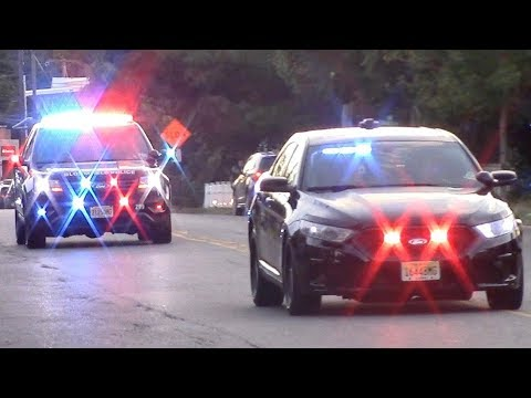 police cars responding compilation best of 2017 youtube