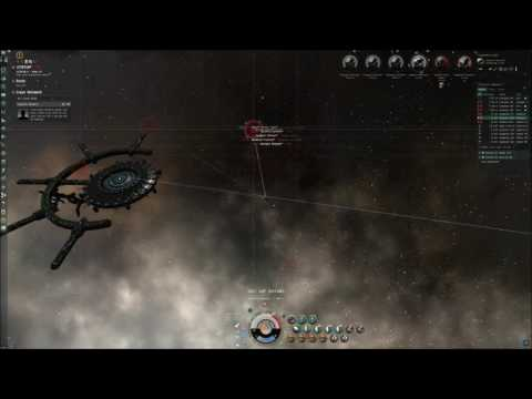 Eve online can a Nightmare with polarized weapons solo a C3 site? - yes it can