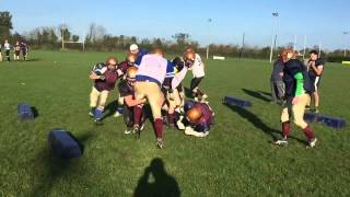 South Dublin Panthers Training
