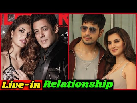 Bollywood Couples Who Were In Live-in Relationship