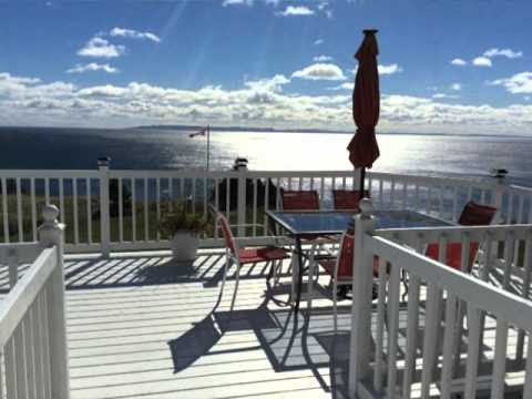 Stunning Oceanfront House for Sale - less than 2 hrs from St. John's, Newfoundland