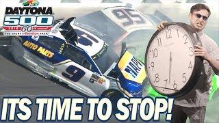 PLATE RACING *HAS* TO CHANGE! [2018 Daytona 500 Review]