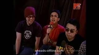 Eraserheads on MTV Top 10 Favourite Videos - 2001