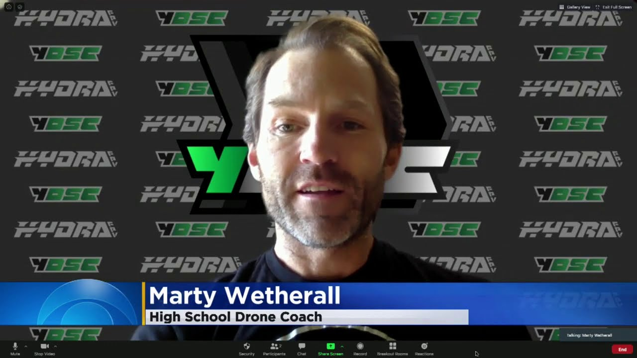 WCCO 4 News: High School State Drone Racing Tourney Is On картинки