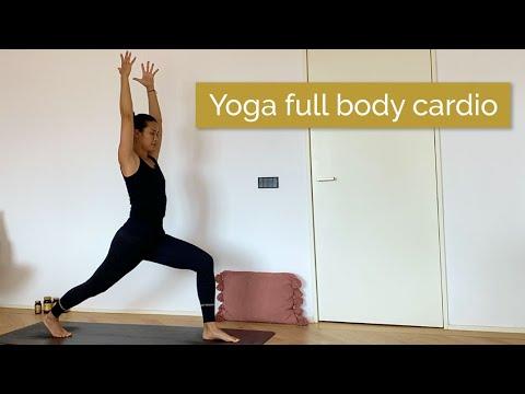 Yoga Full Body Cardio: Mantenerse En Forma En Casa