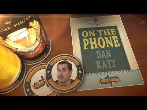 Barstool Sports' Dan Katz on The Dan Patrick Show   Full Interview   10/24/17