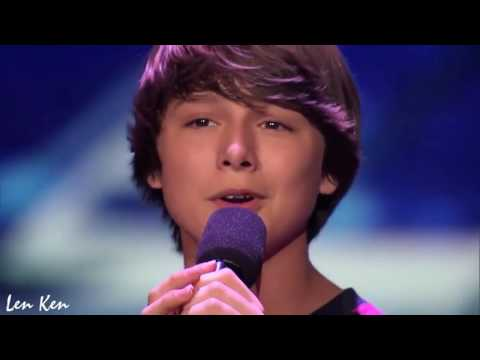 """TOP 10 Teenagers """"SHOCKING"""" Auditions Worldwide"""