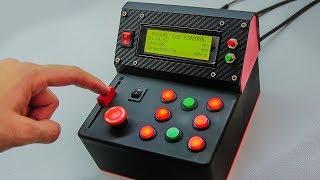 🎚 Контроллер ЧПУ Координатного Стола на Arduino