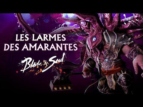 Aperçu: Blade&Soul: Les larmes des amarantes