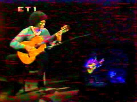 Evangelos Boudounis - ON THE ROCKS - Classical Guitar Recital - Live in Greek TV