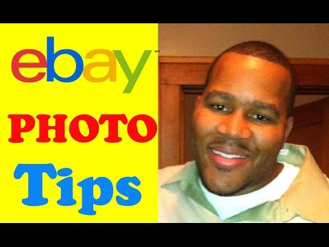 EBay Photo Tips - How To Add More Pictures To Your EBay Listing.