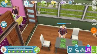The Sims FreePlay сериал любовницы 4 серия 1 сезон