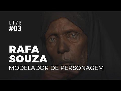 Live #03   Rafa Souza