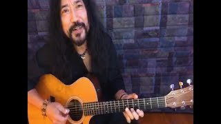 Guitar League presents Rey Pineda -- How to play Keb Mo's Tell Everybody I Know