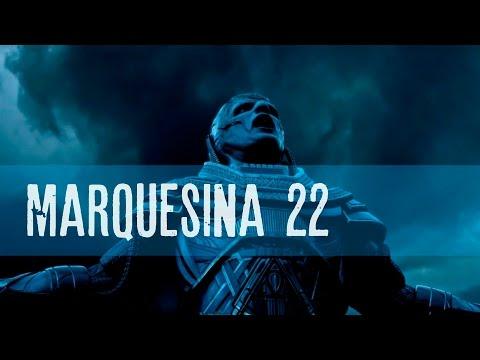 Marquesina 22 Episodio 198: X Men Apocalipsis